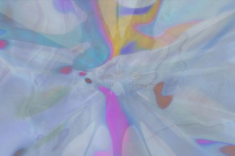 Abstract dreamy and surreal dreamlike, artistic for graphic design, catalog, background & texture. vector illustration