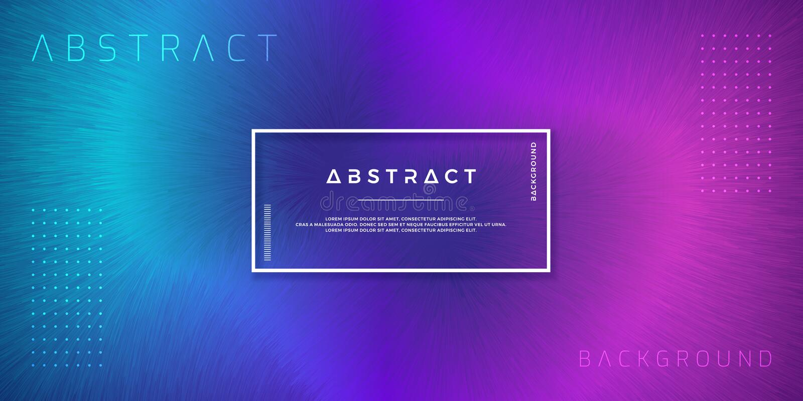 Abstract, dynamic, modern backgrounds for your design elements and others, with purple and light blue gradient color vector illustration