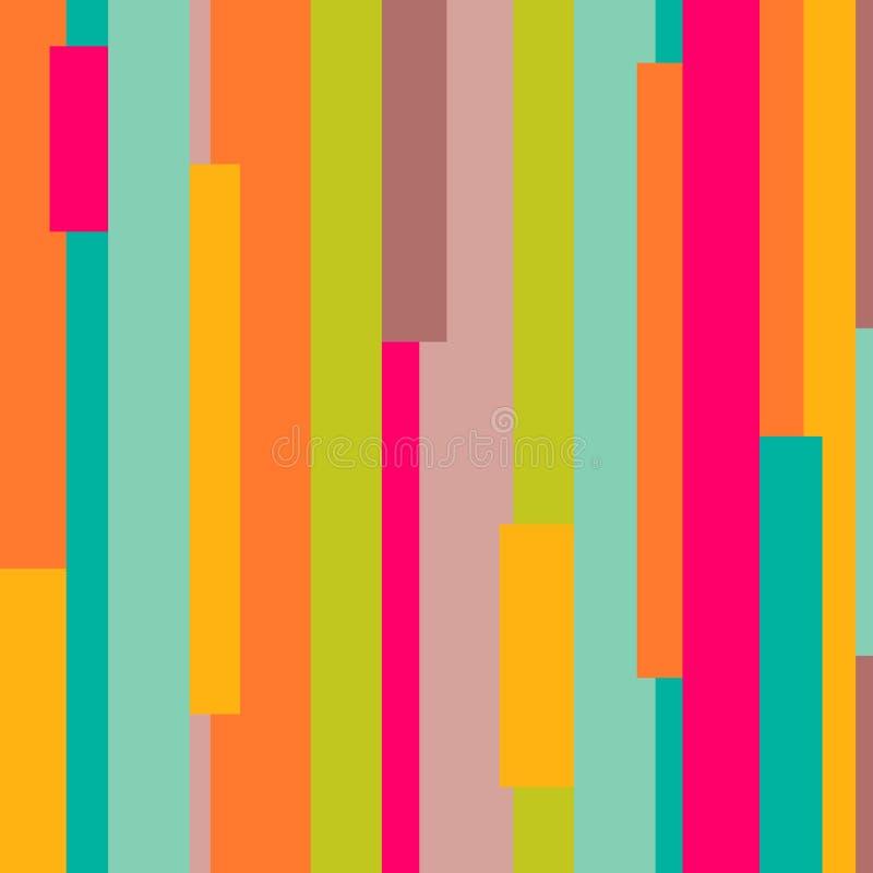 Abstract eamless patroon stock illustratie