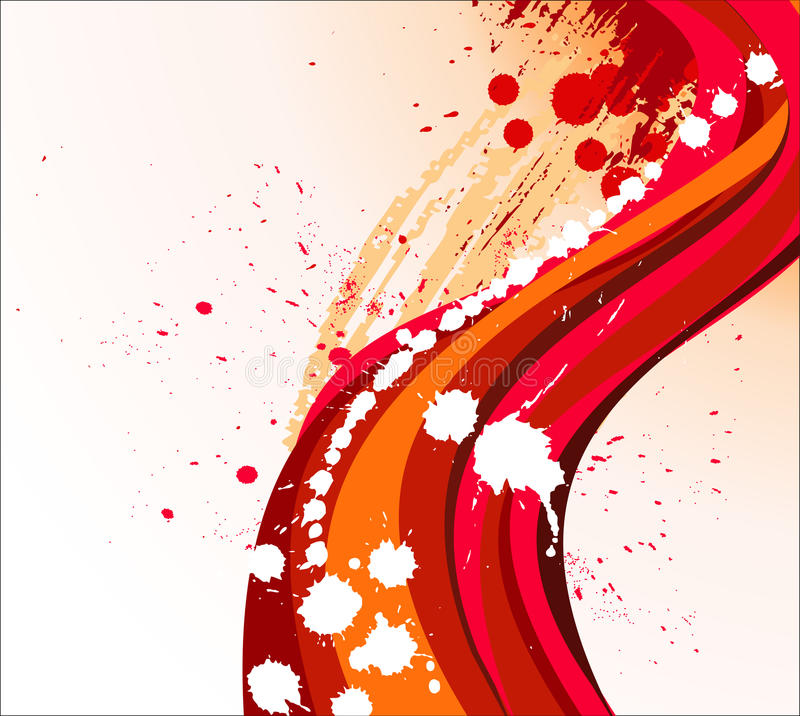 Free Abstract Elegance Illustration. Royalty Free Stock Image - 12748026