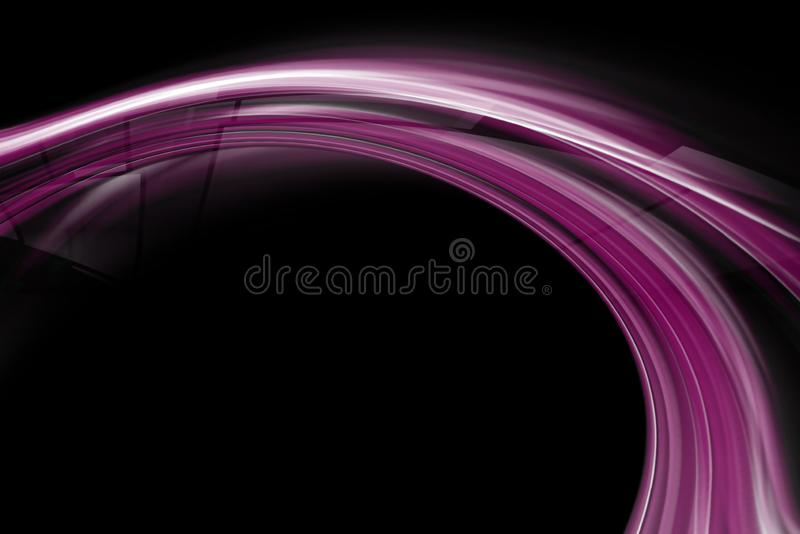 Abstract elegant romantic background design. Illustration stock illustration