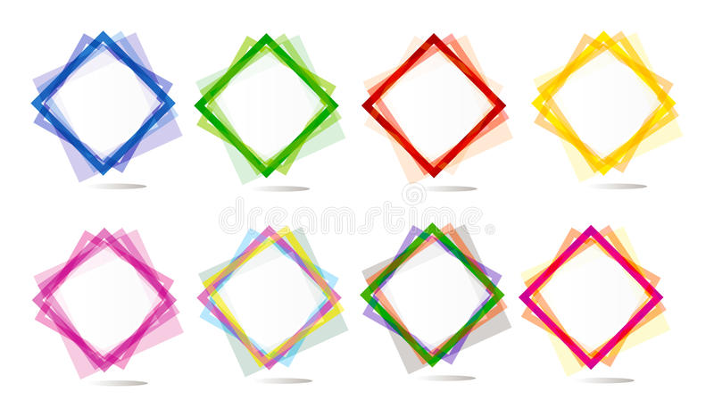 Abstract Elements Royalty Free Stock Image