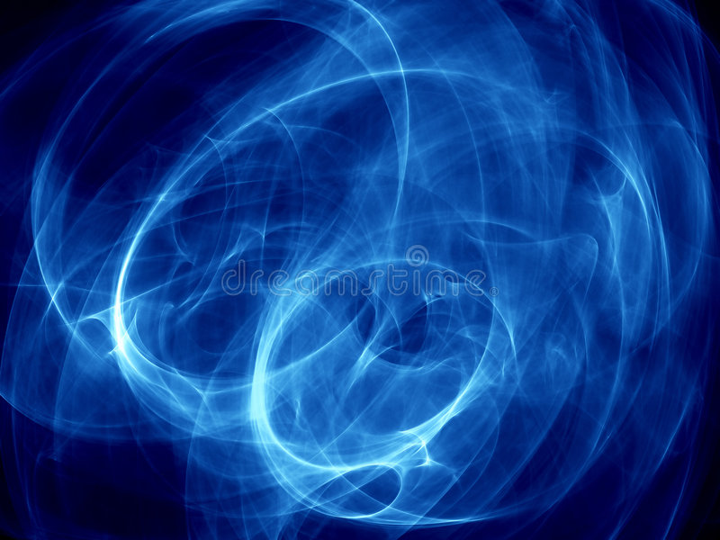 Abstract energy formation stock illustration