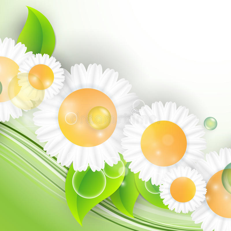 Abstract environmental vector background vector illustration