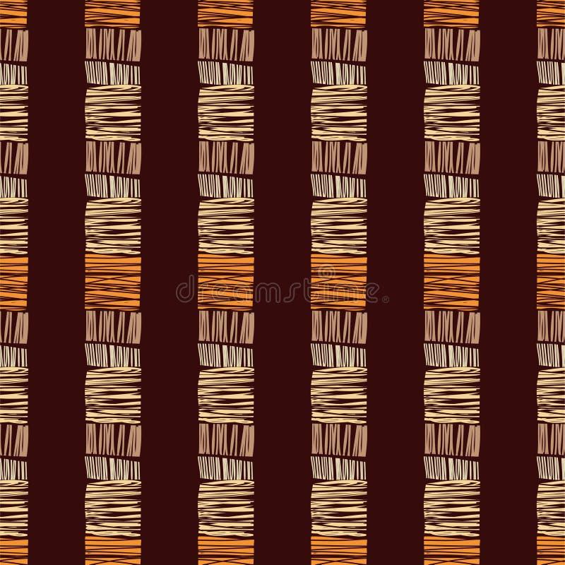 Download Abstract Ethnic Pattern Seamless 向量例证 - 插画 包括有 样式, 图画: 72356546