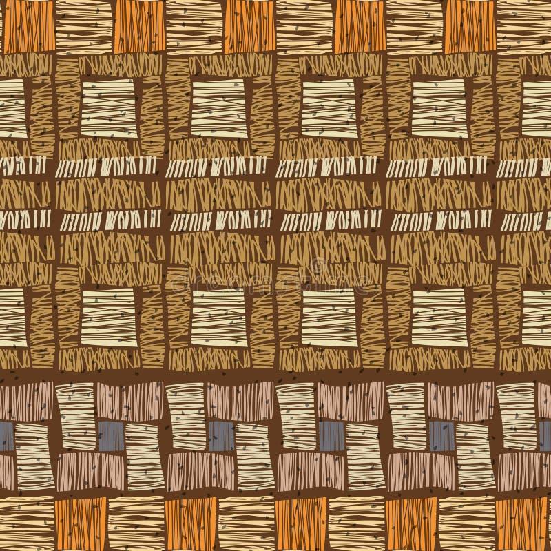 Download Abstract Ethnic Pattern Seamless 向量例证 - 插画 包括有 例证, 几何: 72356784