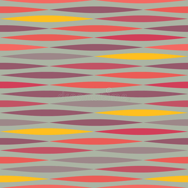 Free Abstract Ethnic Seamless Mexican Geometric Pattern Stock Image - 22961471