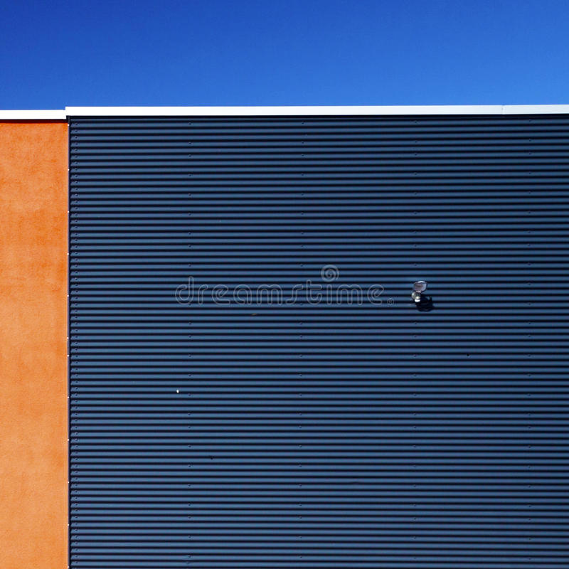 Abstract exterior detail royalty free stock photo