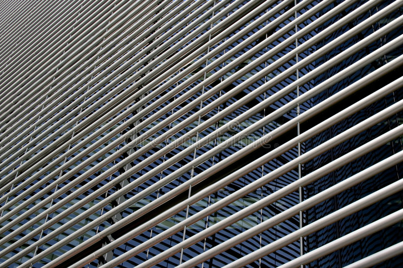 Download Abstract facade stock image. Image of blue, skyscraper - 2305887