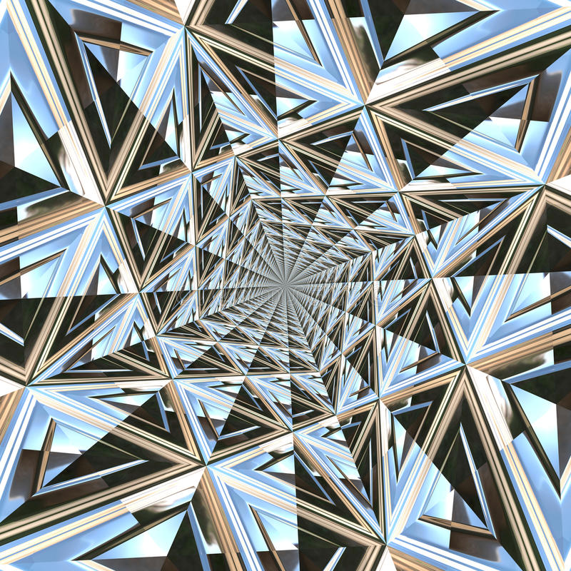 Free Abstract Faceted Background. Royalty Free Stock Photo - 27748085