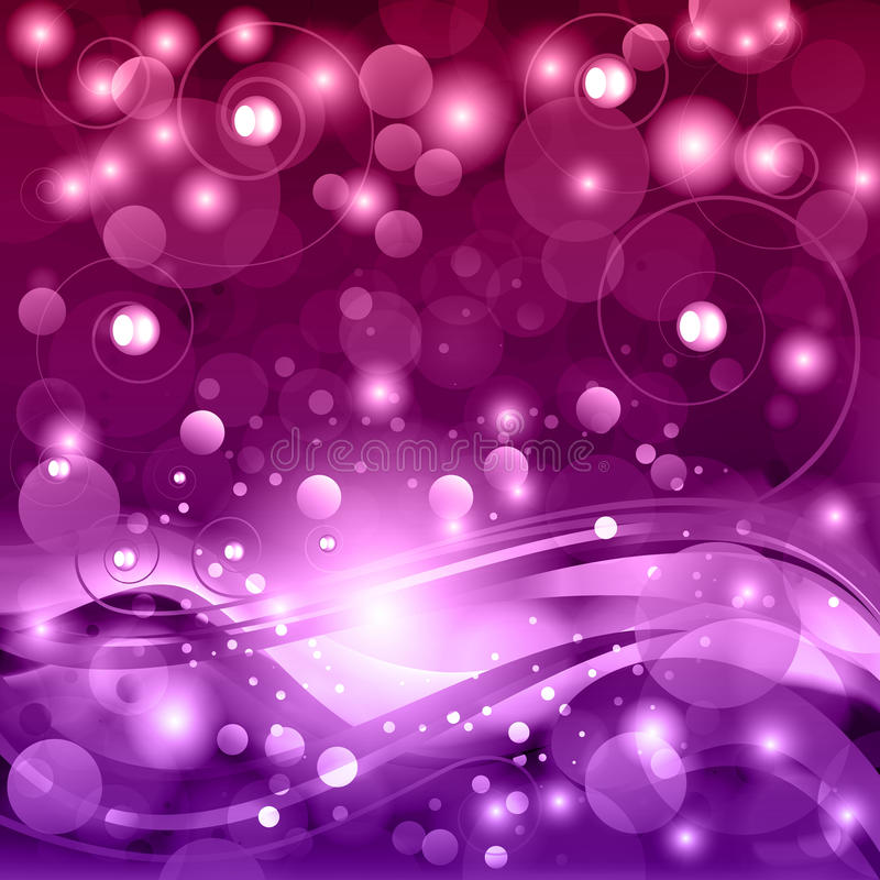 Abstract fantasy vector background. royalty free illustration