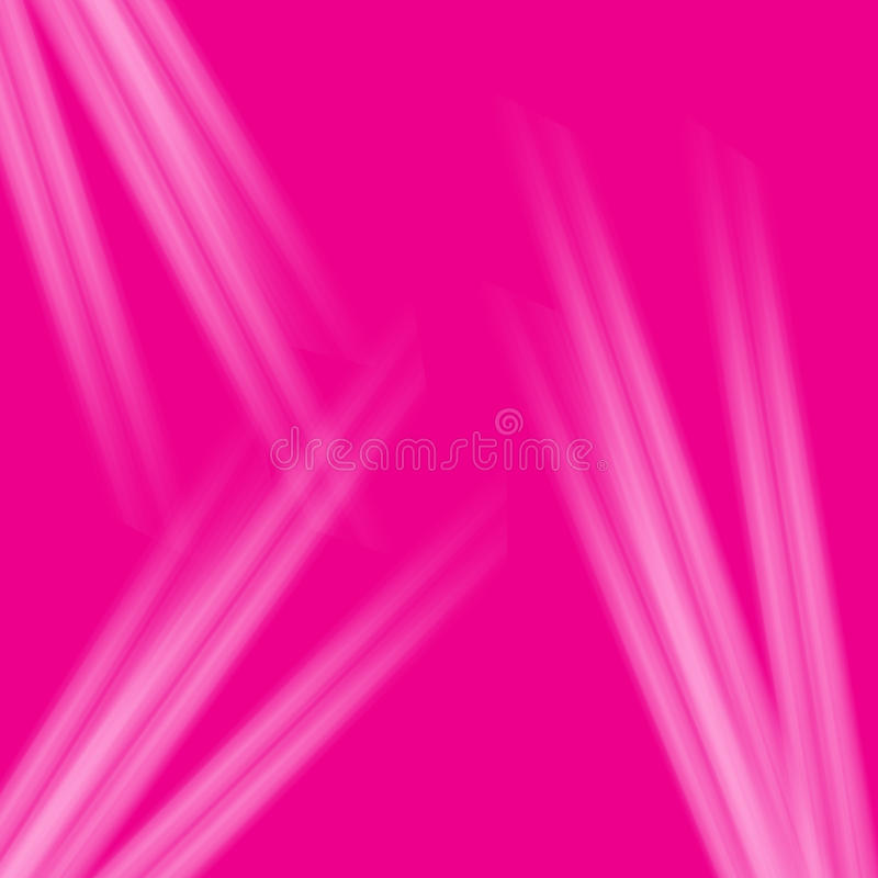 Abstract Fast Light Pink Neon Background