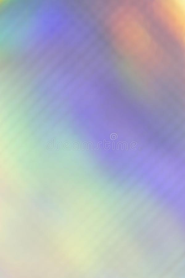 Abstract festive multicolored purple magic rainbow vertical background in different pastel shade royalty free stock image