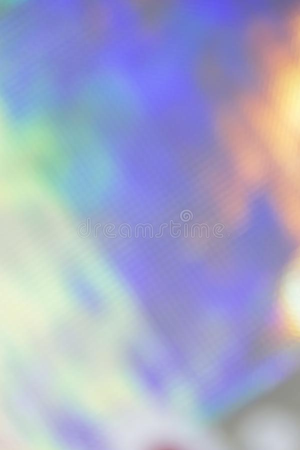 Abstract festive spring multicolored purple magic rainbow vertical background in different pastel shades stock image
