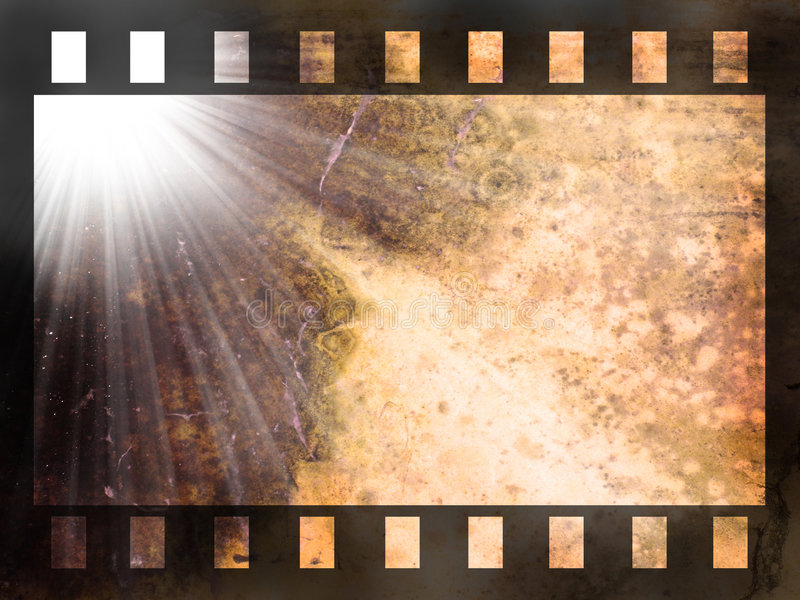 Download Abstract Film Strip Background Stock Illustration - Illustration: 988466