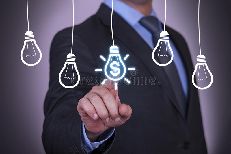 Abstract Finance Concept royalty free stock photo