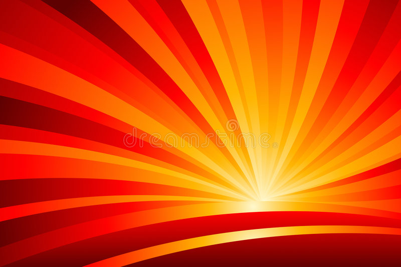 Abstract Fire. Vector illustration of Abstract Fire vector illustration