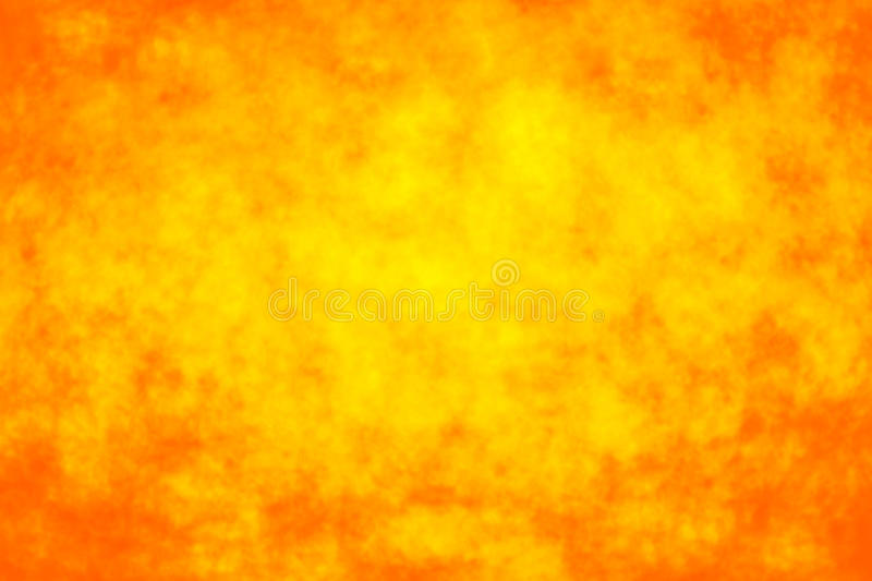 Abstract Fire Background. An abstract orange fire background stock photos