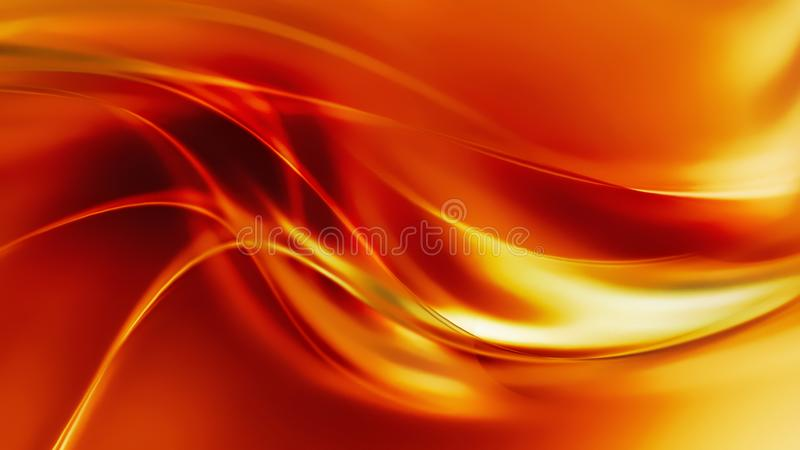 Abstract fire background royalty free illustration