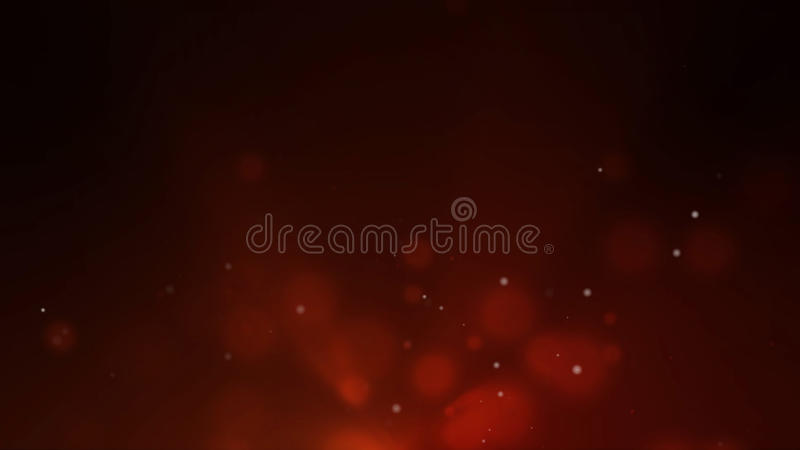 Abstract fire bokeh. For background royalty free illustration