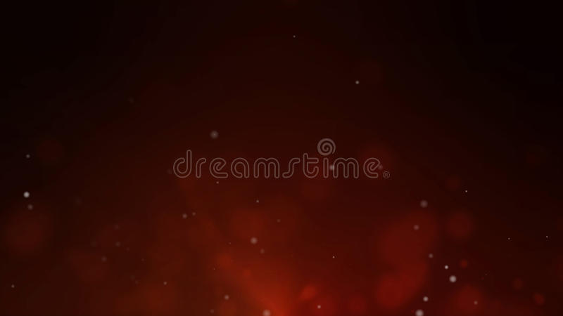 Abstract fire bokeh. For background vector illustration