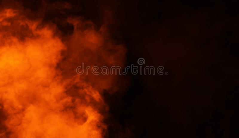 Abstract fire smoke texture . Mistery fog background. Abstract fire smoke texture . Mistery fog overlays background royalty free stock photo