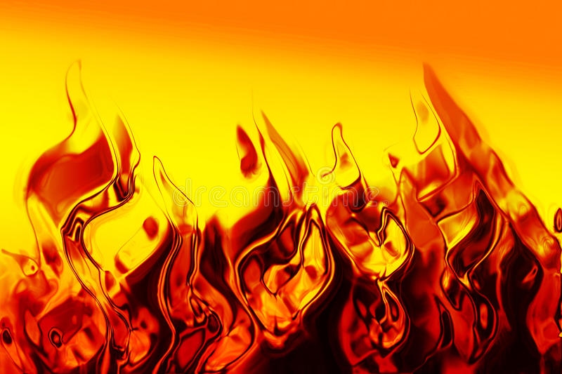 Abstract fire texture. As very nice background royalty free illustration