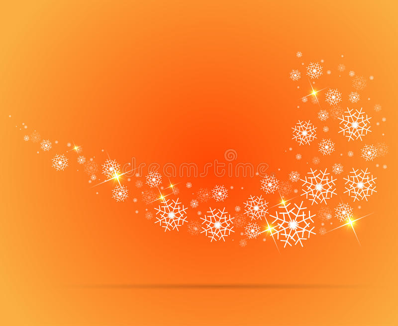 Download Abstract Flakes Figure For Christmas And New Year Stock Vector - Image: 26258188