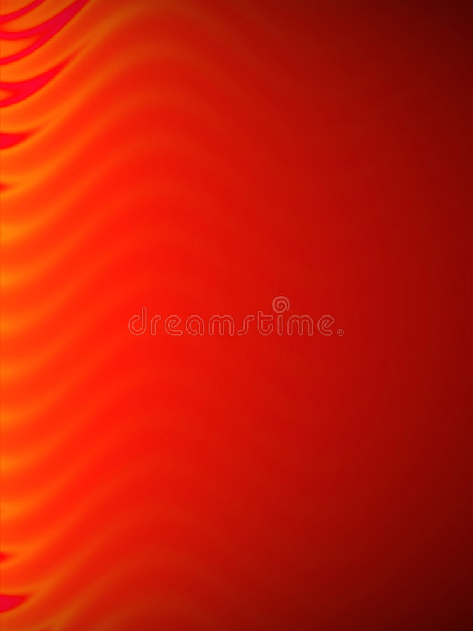 Abstract Flames Backdrop stock illustration
