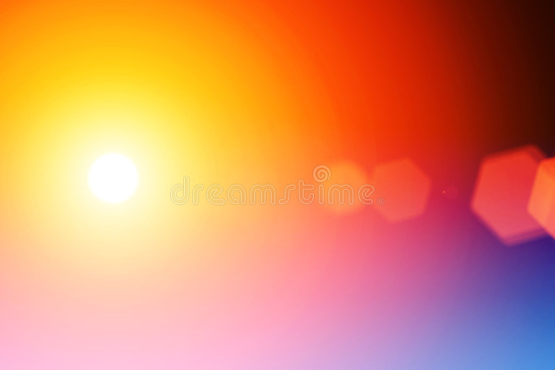 Abstract flare background royalty free stock photography