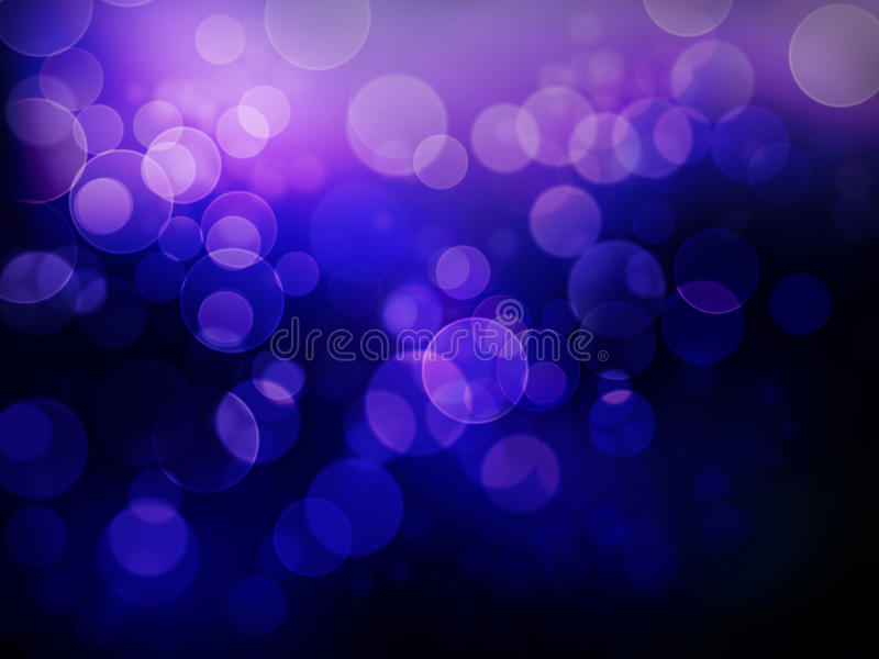 Download Abstract Floating Bokeh Background Stock Photo - Image: 27060090
