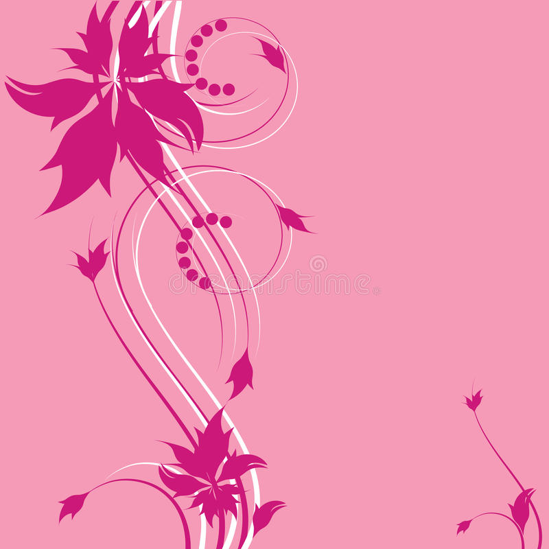 Download Abstract floral background stock vector. Image of nature - 11164059
