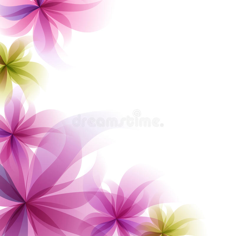 Download Abstract floral background stock illustration. Image of design - 14145130