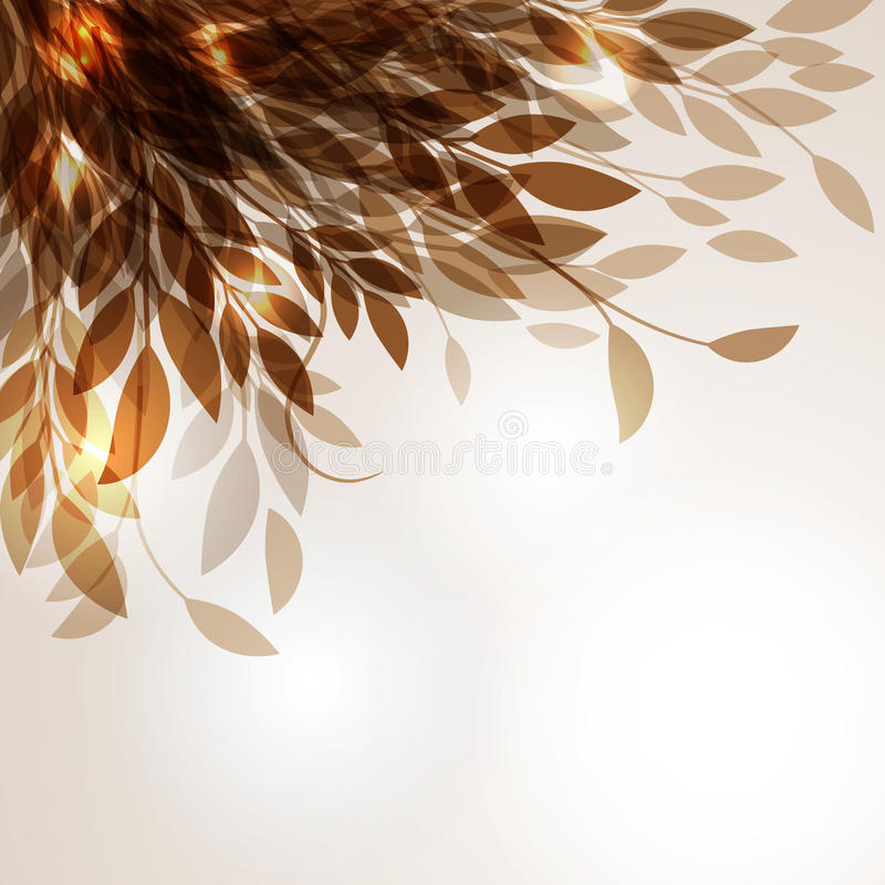 Free Abstract Floral Background Stock Images - 18011854