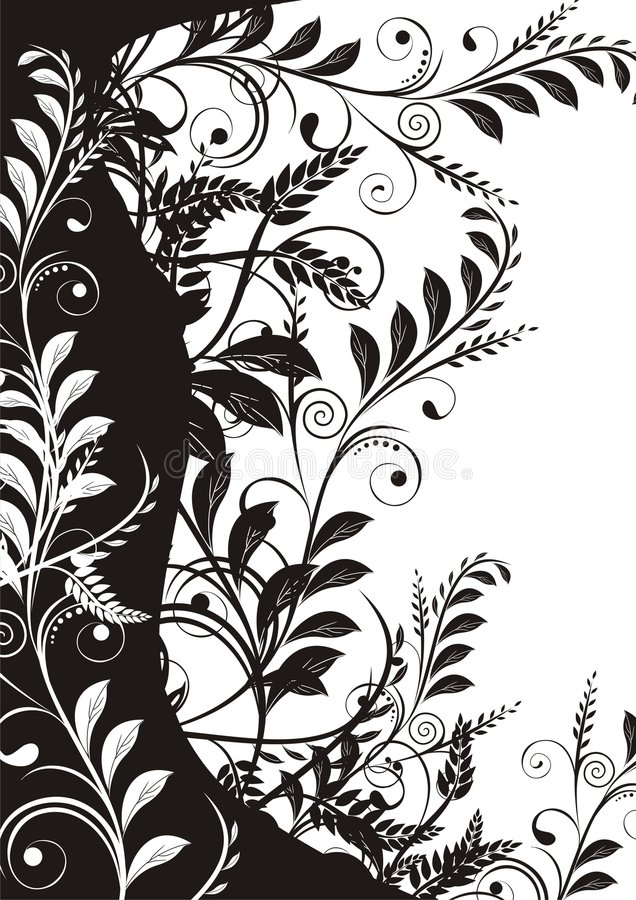 Free Abstract Floral Background Royalty Free Stock Photos - 3925668