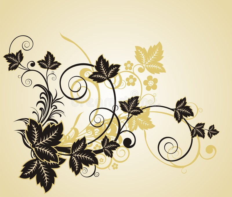 Download Abstract Floral Background Royalty Free Stock Image - Image: 4448146