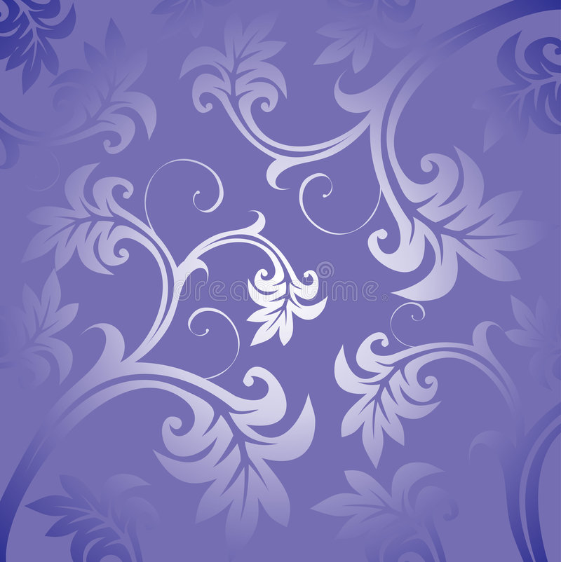 Free Abstract Floral Background. Royalty Free Stock Photos - 5157638