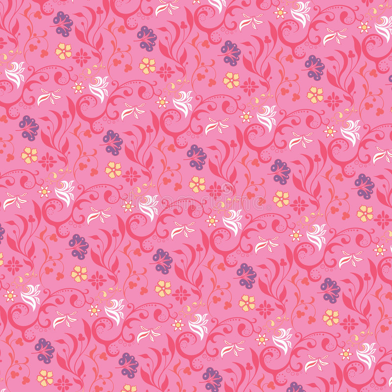 Download Abstract Floral Background A Royalty Free Stock Image - Image: 8967376