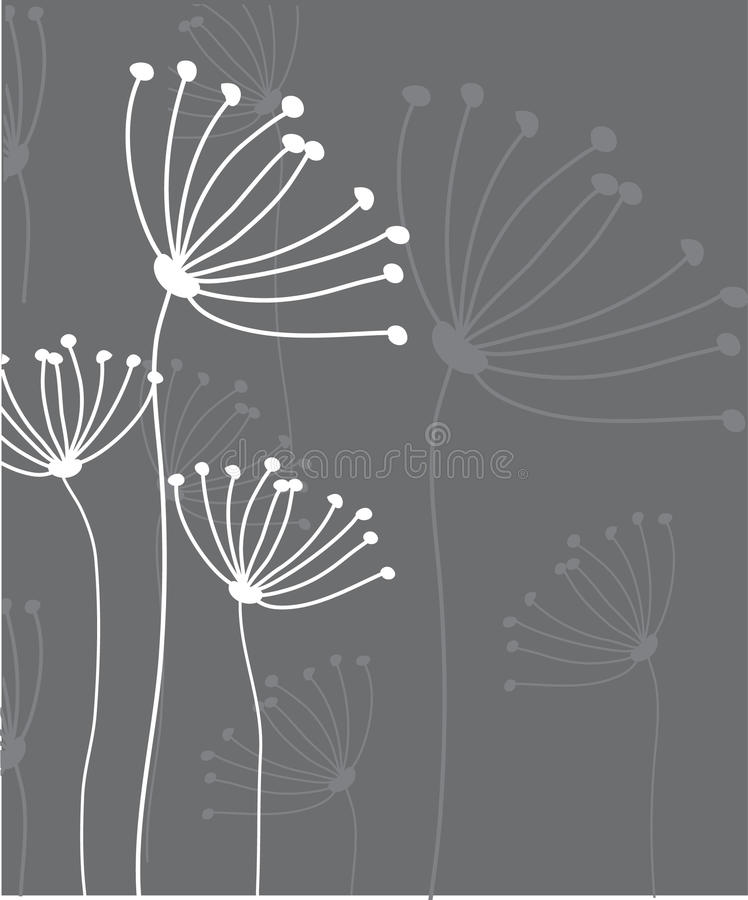 Download Abstract Floral Background.Vector Card Stock Illustration - Image: 15954722