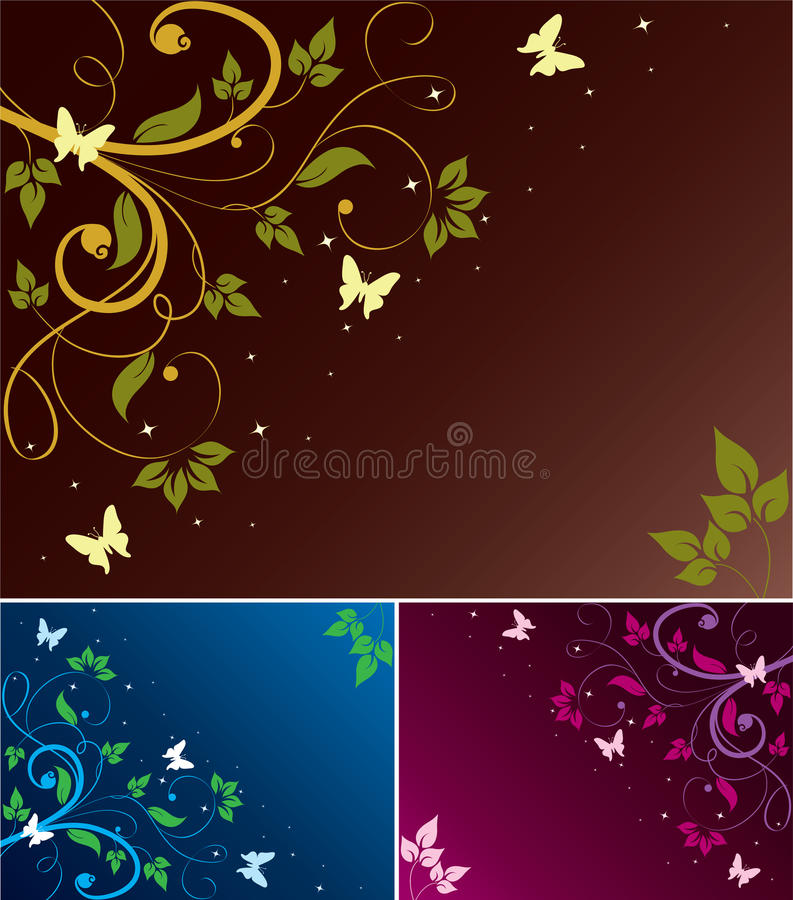 Download Floral Backgrounds Stock Photography - Image: 17836382