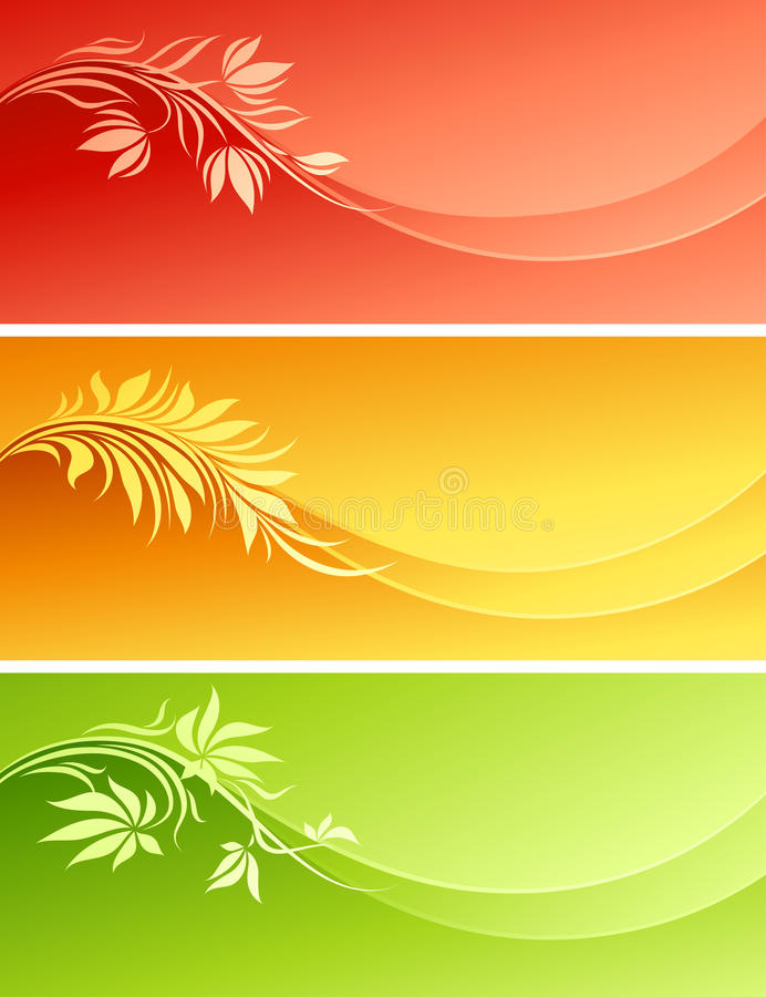 Free Abstract Floral Design. Royalty Free Stock Image - 9710546