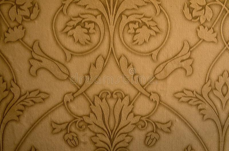 Abstract floral ornament. Details closeup stock images