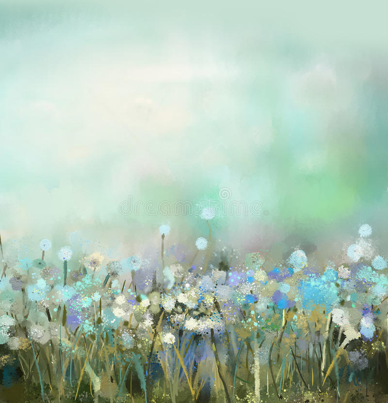 Download Abstract Flower Plant Painting Stock Illustration - Illustration of beautiful, decoration: 41888342