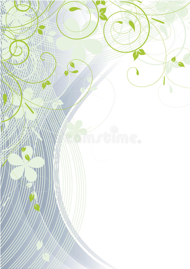 Download Abstract Flowers Background Stock Vector - Image: 24545142