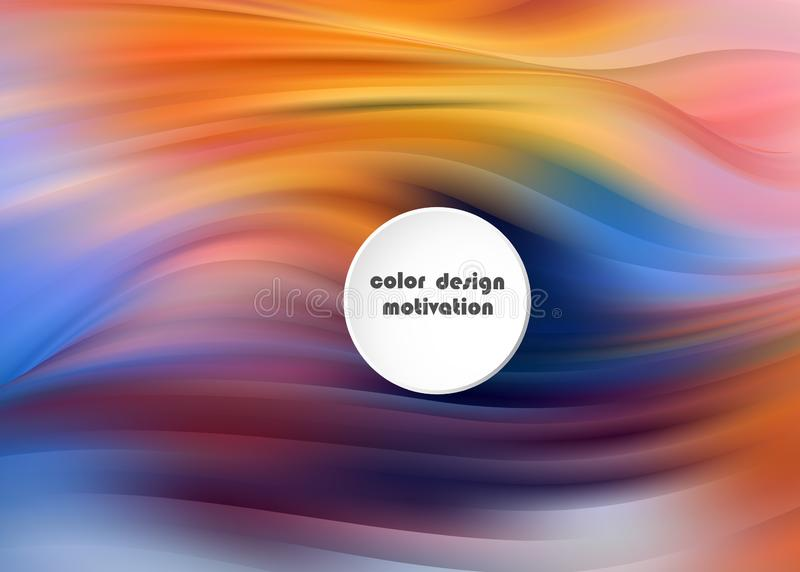 Abstract Fluid creative templates, cards, color covers set. Pastel design, geometric fluid graphic shape, vector royalty free illustration