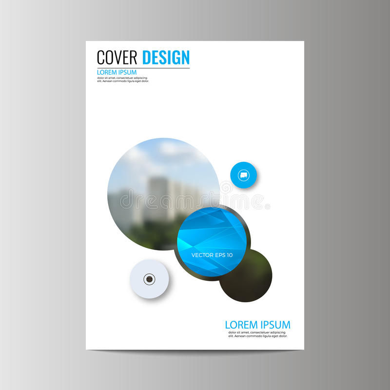 Abstract flyer design background. Brochure template. Can be used for magazine cover, business mockup, education, presentation, report. a4 size with editable vector illustration