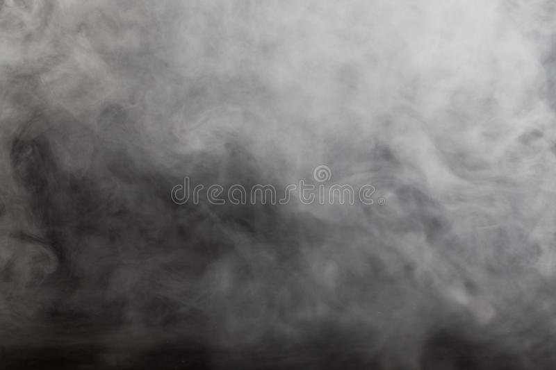 Abstract fog on dark color background stock photos