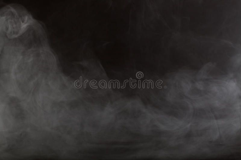 Abstract fog. And smoke background royalty free stock photos