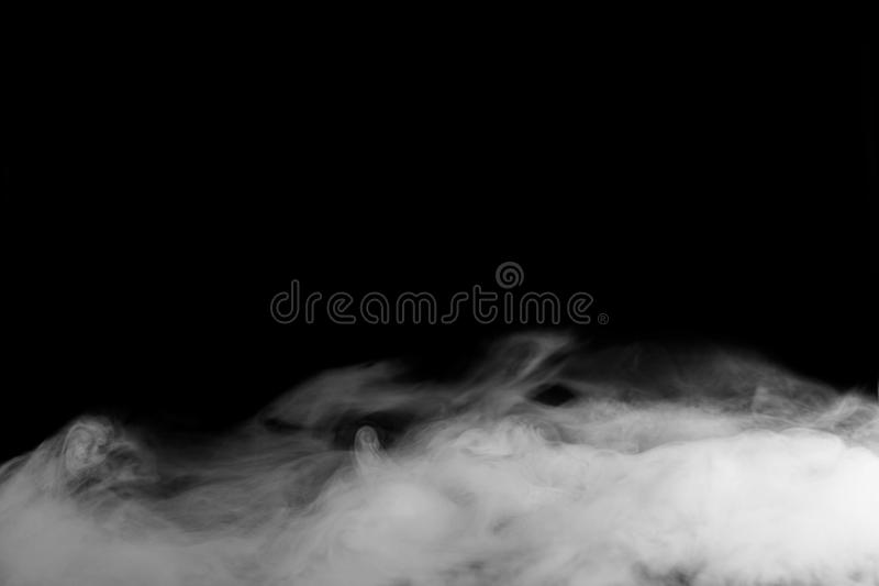 Abstract fog stock image