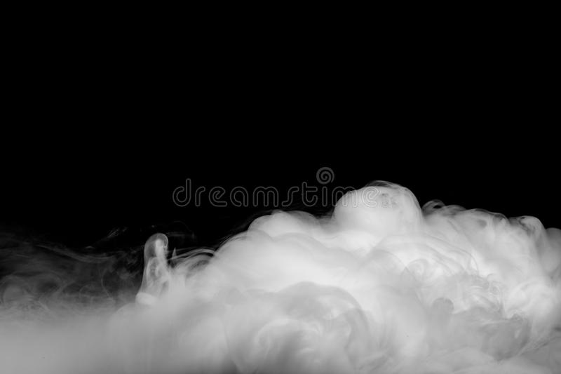 Abstract fog or smoke stock image